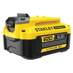 STANLEY SFMCB206-XJ Akumulátor 20V 6,0Ah SFM-Akumulátor 20V 6,0Ah SFM